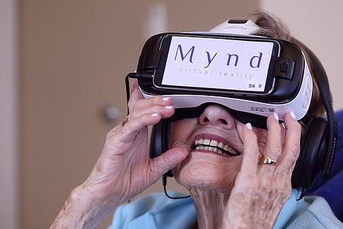 Encore at Avalon Park to Launch Virtual Reality Pilot Program with MyndVR
