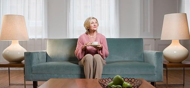 How to Make Your Senior Living Apartment Feel Like Home