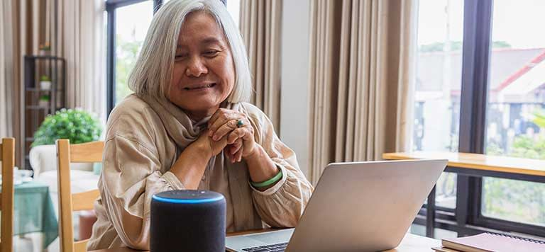 How Seniors Can Use Smart Home Assistants to Make Their Lives Easier